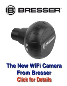 Bresser Telescopes and accessories