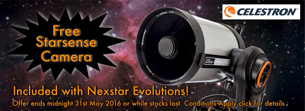 Celestron Nexstar Evolution Offer