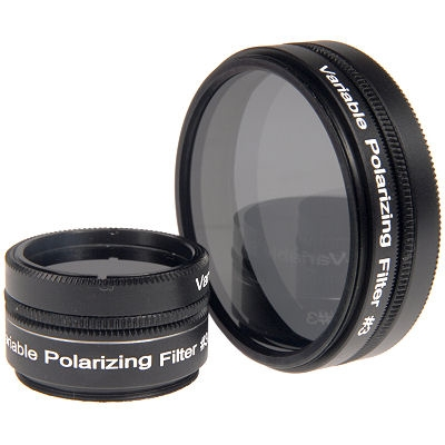 OVL Variable Polarising Filters 2