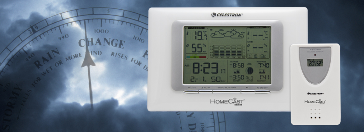 Celestron Weather Station
